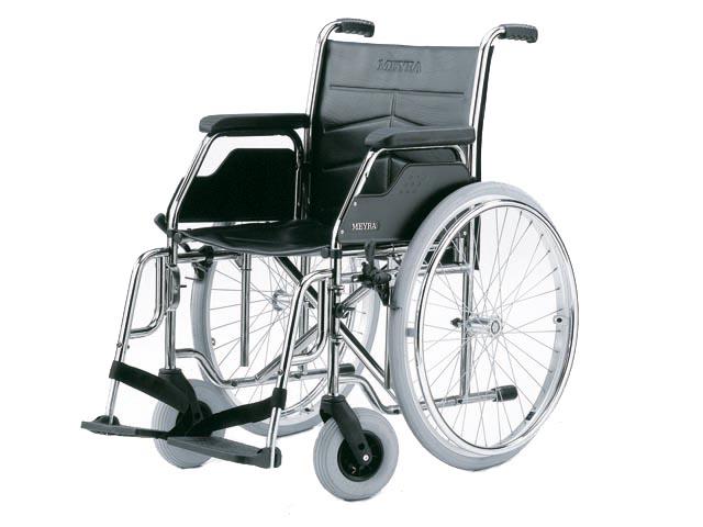 מקורי כסא גלגלים איכותי דגם 'Meyra Service' BS-88