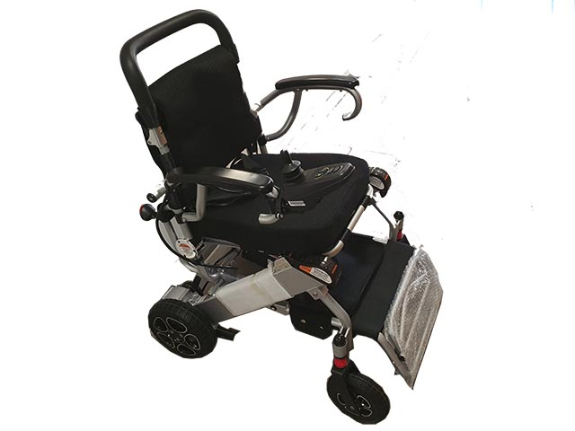 בנפט כסא גלגלים ממונע, חכם ומתקפל בקלות SO-14