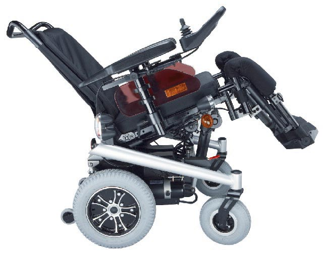 האחרון כסא גלגלים ממונע BB טילט אין ספייס MS-94
