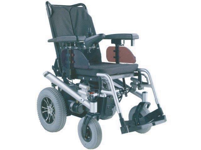 הוראות חדשות כסא גלגלים ממונע חדשני BB RS-25