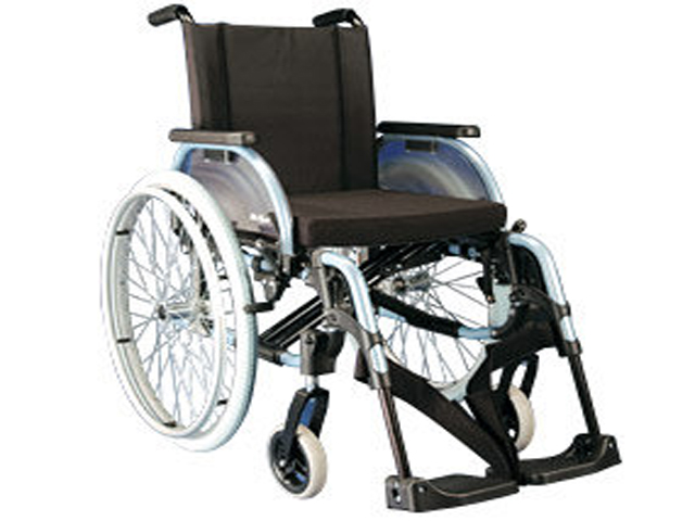 כולם חדשים כסא גלגלים קל משקל ומשוכלל דגם M2, של חברת OTTO BOCK YC-54