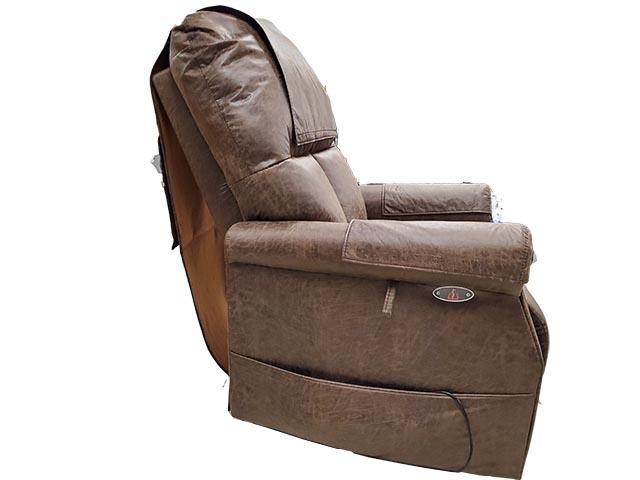 מצטיין כורסא חשמלית, מעוצבת אורטופדית, כורסת העמדה מתכווננת TW-44